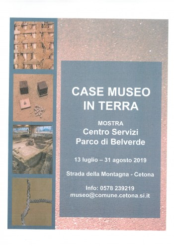 Case-Museo in Terra